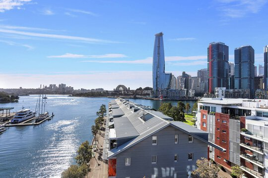 Image of property at 701/8 Darling Island Road, Pyrmont NSW 2009