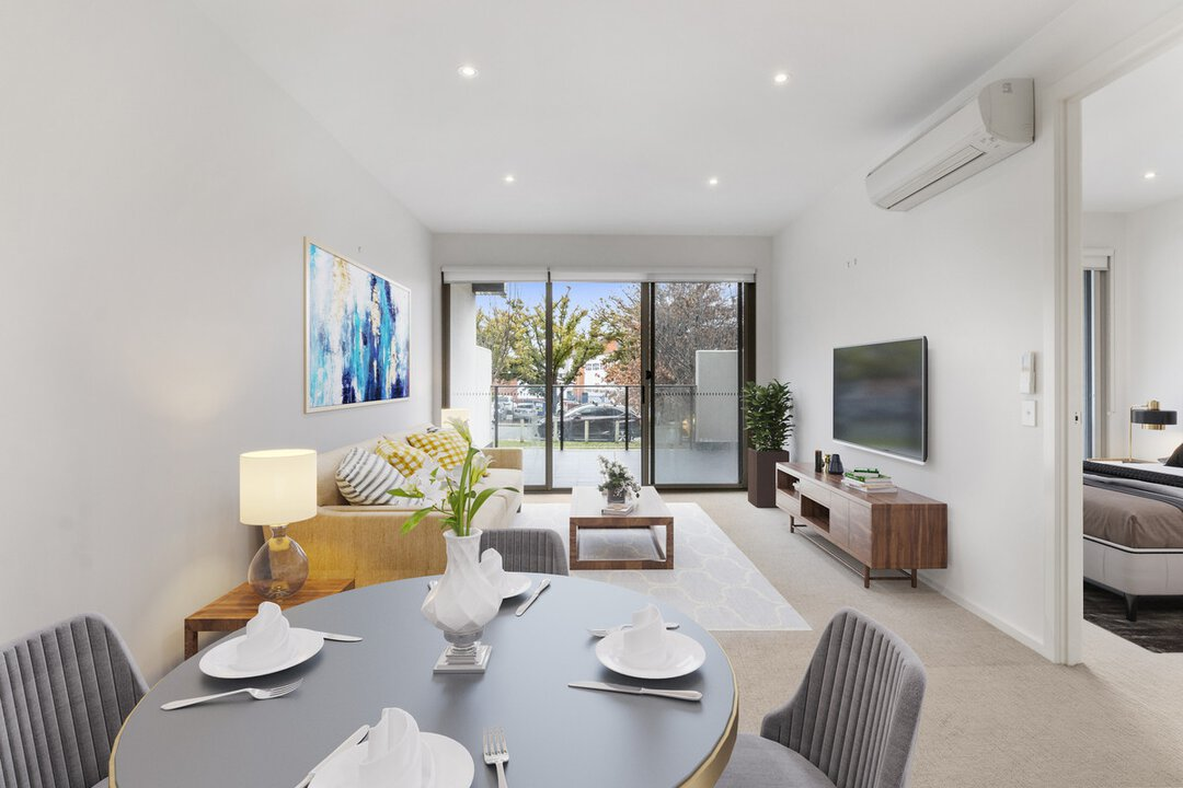 Image of property at 15/16 New South Wales Crescent, Forrest ACT 2603