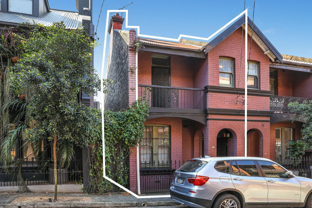 Image of property at 32 Rainford Street, Surry Hills NSW 2010