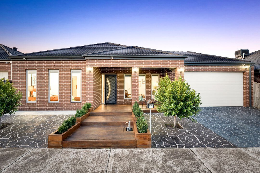 Image of property at 22 Draper Crescent, Epping VIC 3076