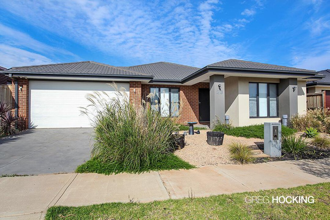Image of property at 23 Mulholland Drive, Tarneit VIC 3029
