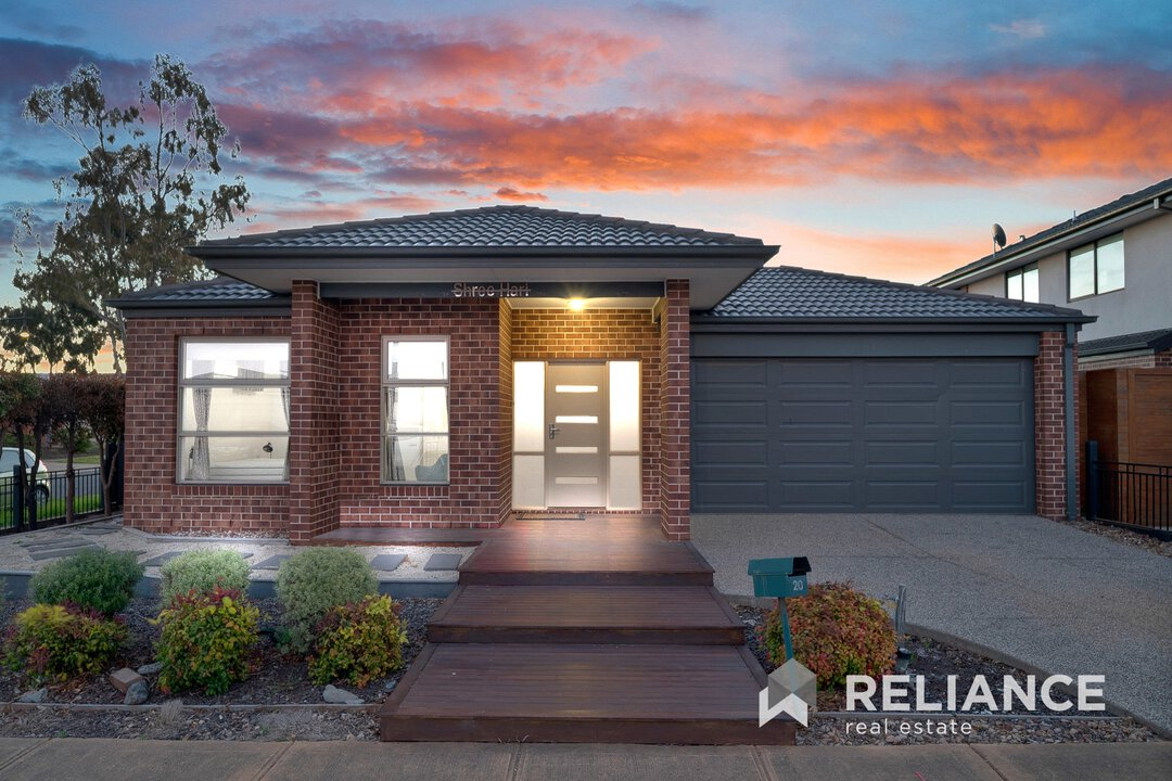 Image of property at 20 Luxford Drive, Point Cook VIC 3030