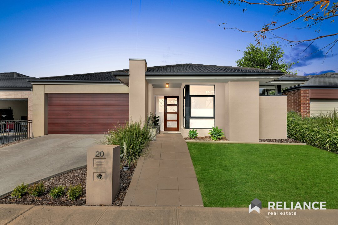 Image of property at 20 Bevan Court, Point Cook VIC 3030