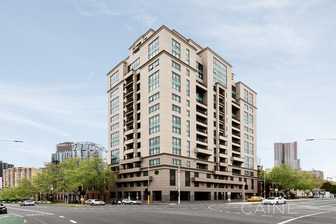 Image of property at 121/1 Queensberry Street, Carlton VIC 3053