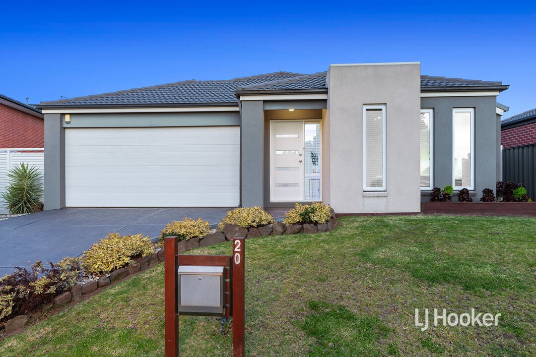 Image of property at 20 Waterhaven Boulevard, Point Cook VIC 3030