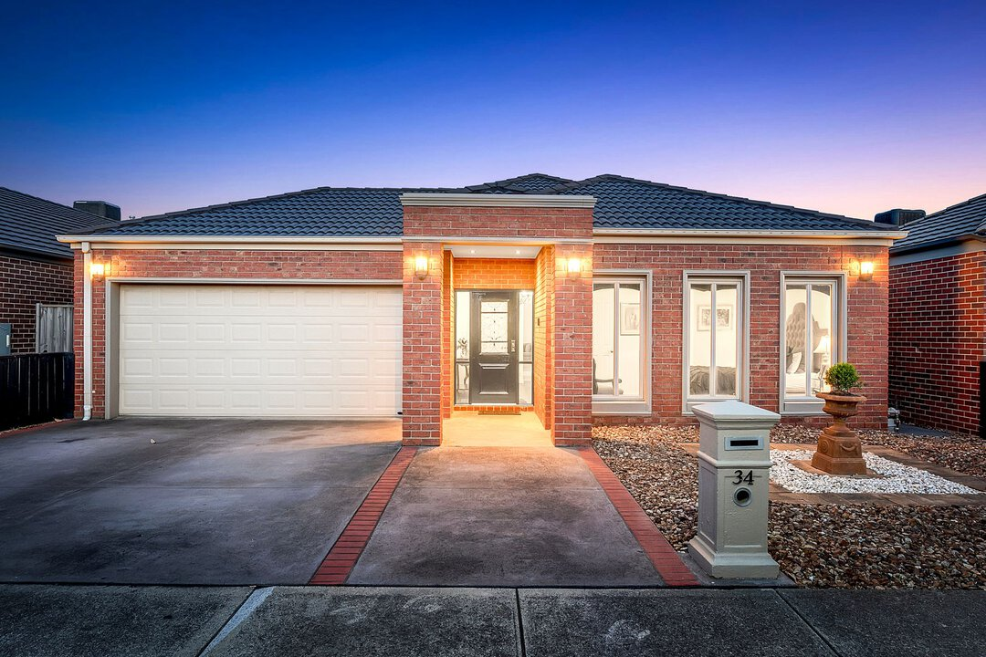 Image of property at 34 Chocolate Lilly Street, Epping VIC 3076