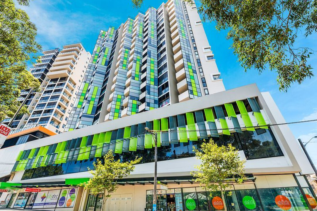Image of property at 1006/7-9 Gibbons Street, Redfern NSW 2016