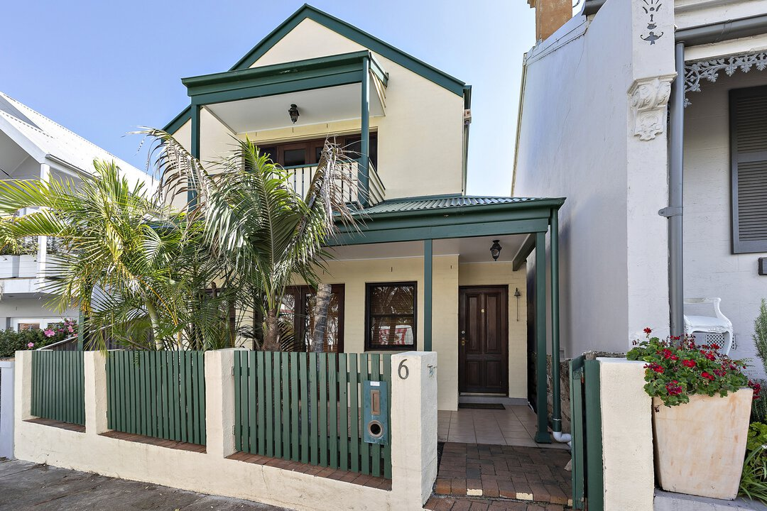 Image of property at 6 Batty Street, Rozelle NSW 2039